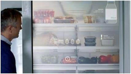 future refrigerator