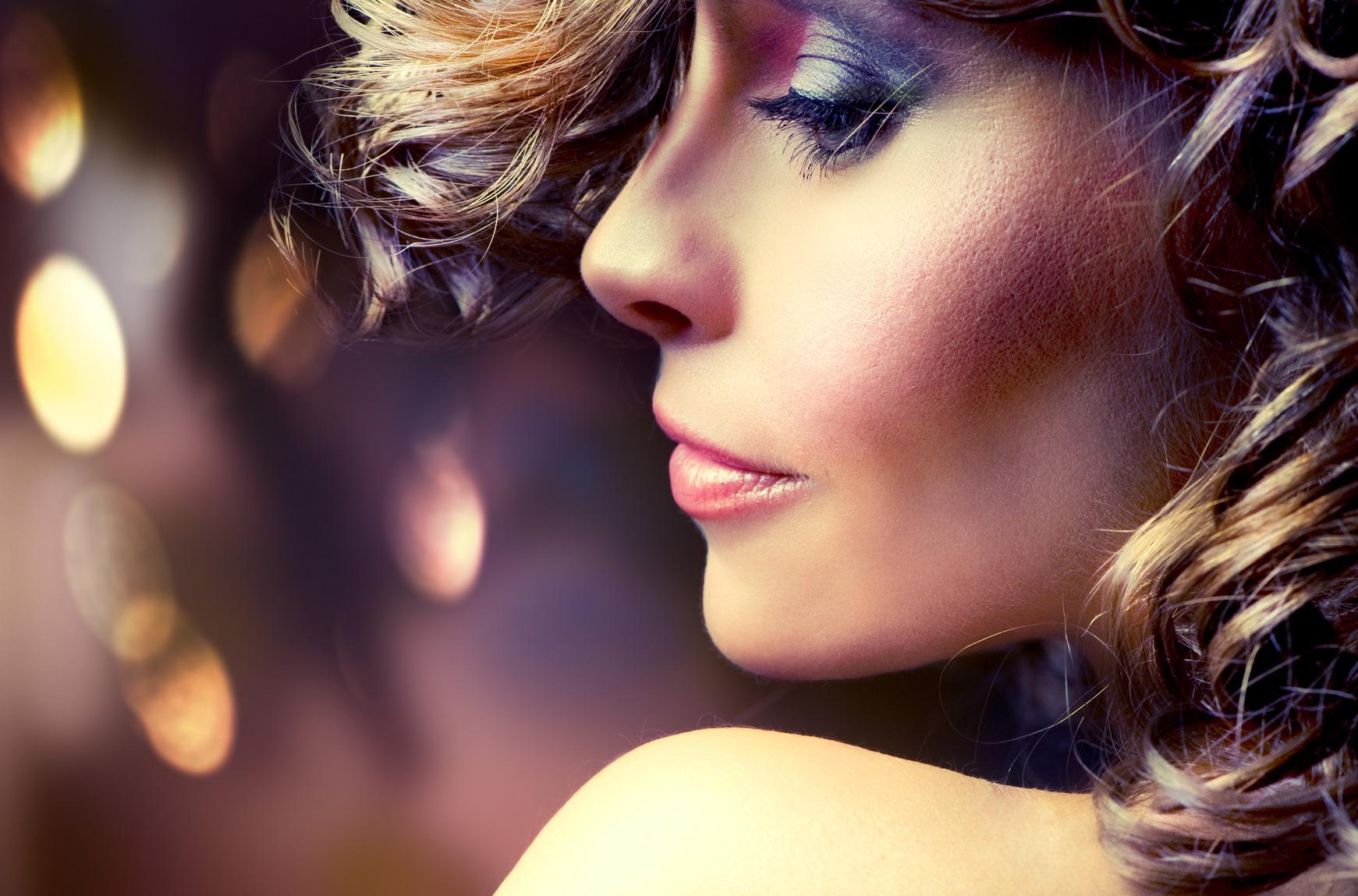 Beauty Fashion Portrait