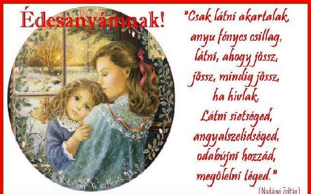 anyáknapi versek idézetek Anyák napi versek és idézetek | Life.ma