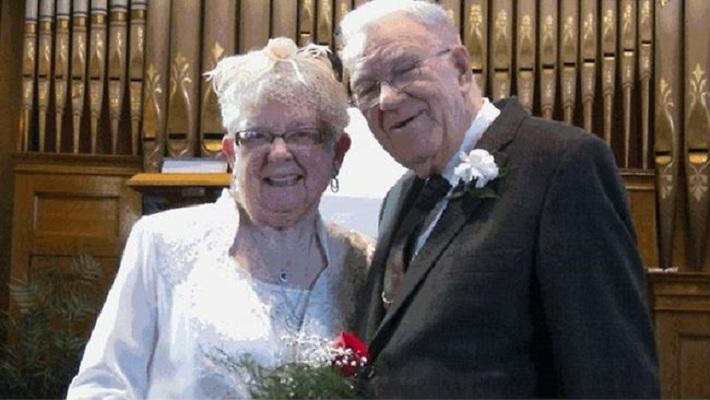 George Raynes és Carol Harris