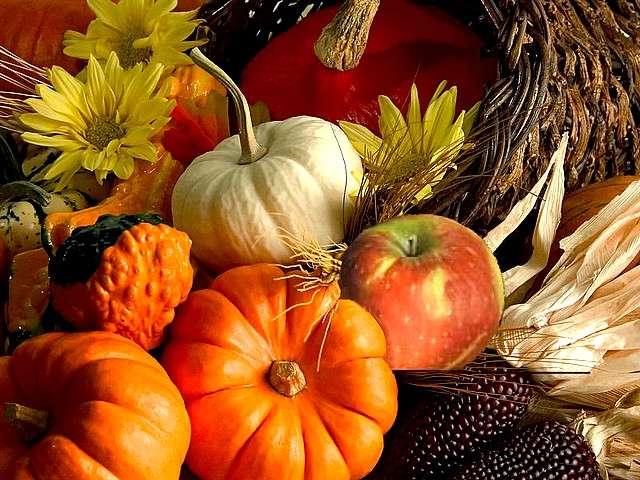 AutumnfoodWallpaper