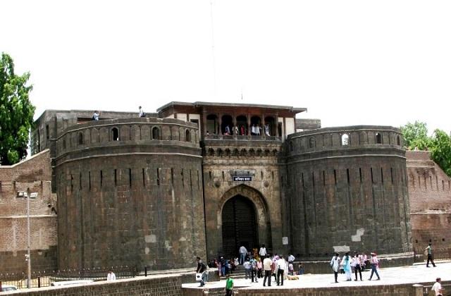 Shaniwarwada-Fort