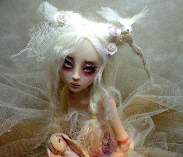 ball-jonted doll