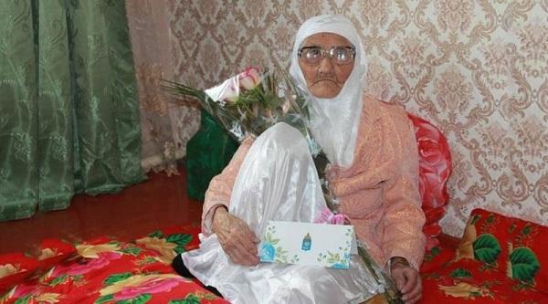 Tanzilya Bisembeeva