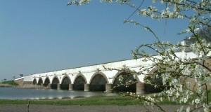 Hortobágy, Kilenclyukú híd