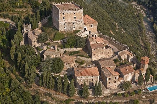 Castello di Ripa d'Oricia