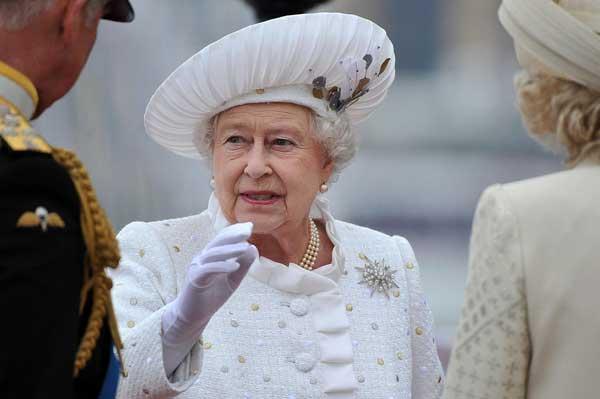 királynő